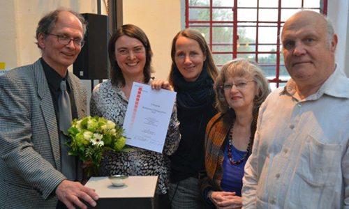 Verleihung des Designpreis Bochum 2017_FORMART