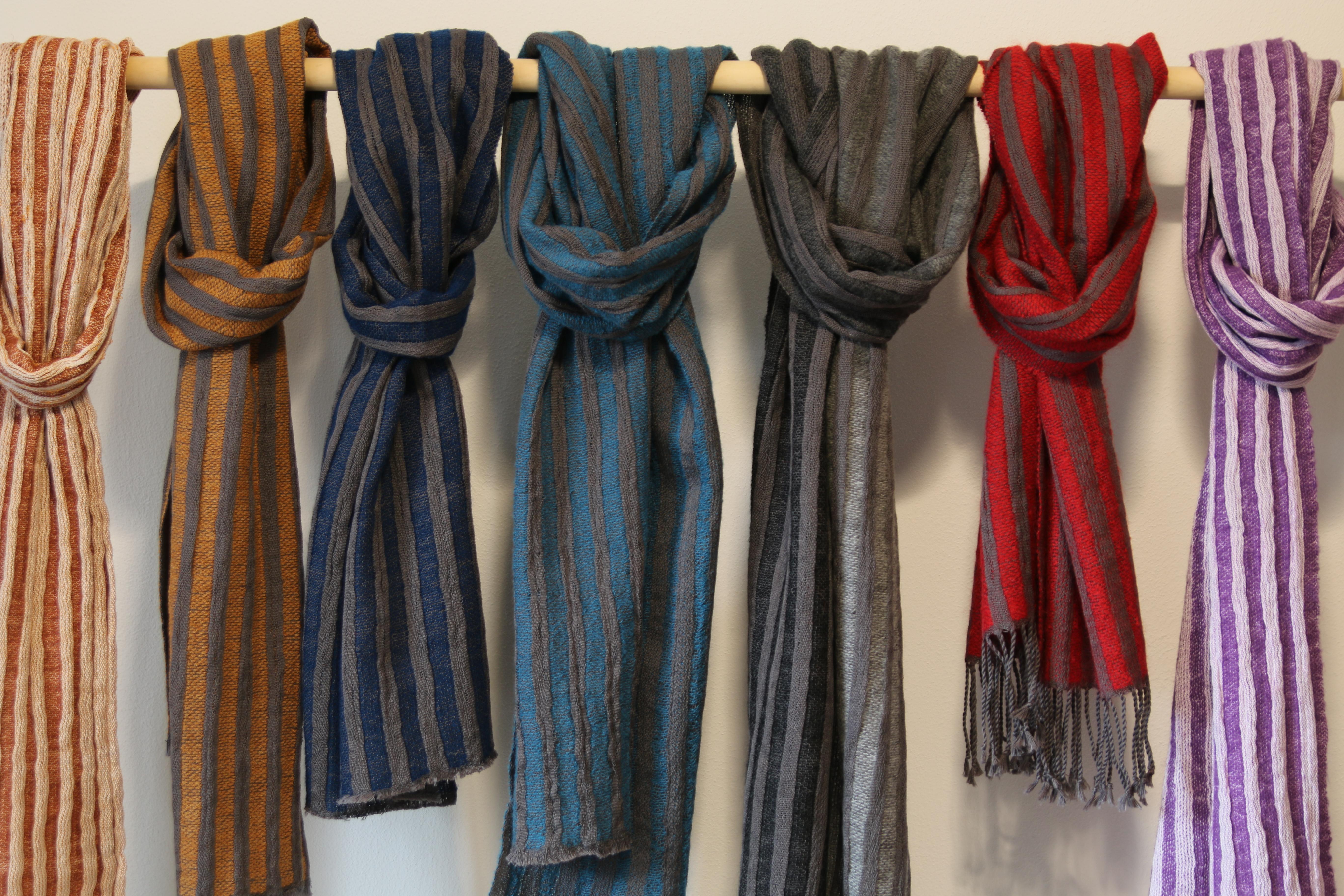 Frauke Weißflog . Textil