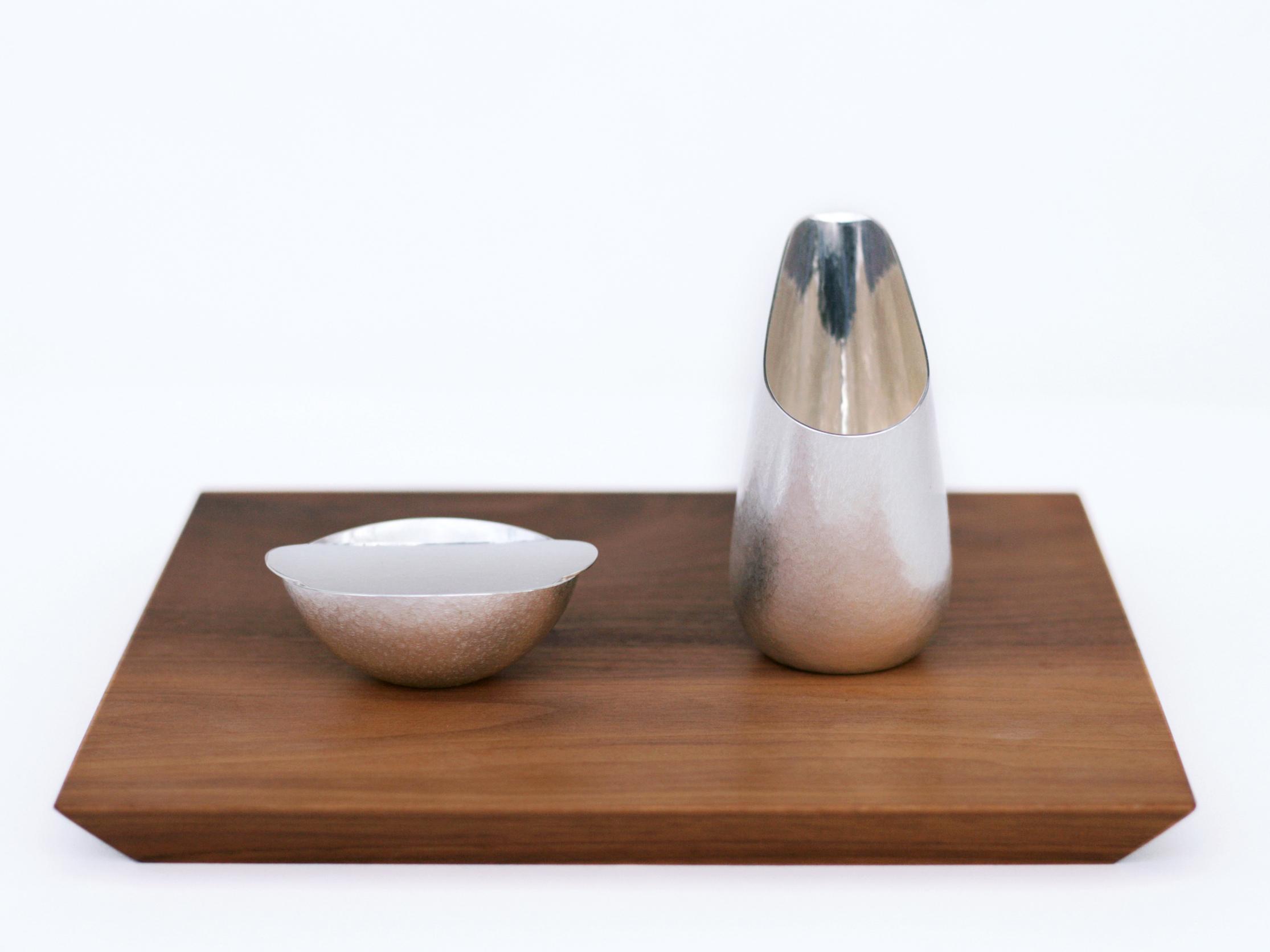 Marit Bindernagel . Schmuck Tischkultur