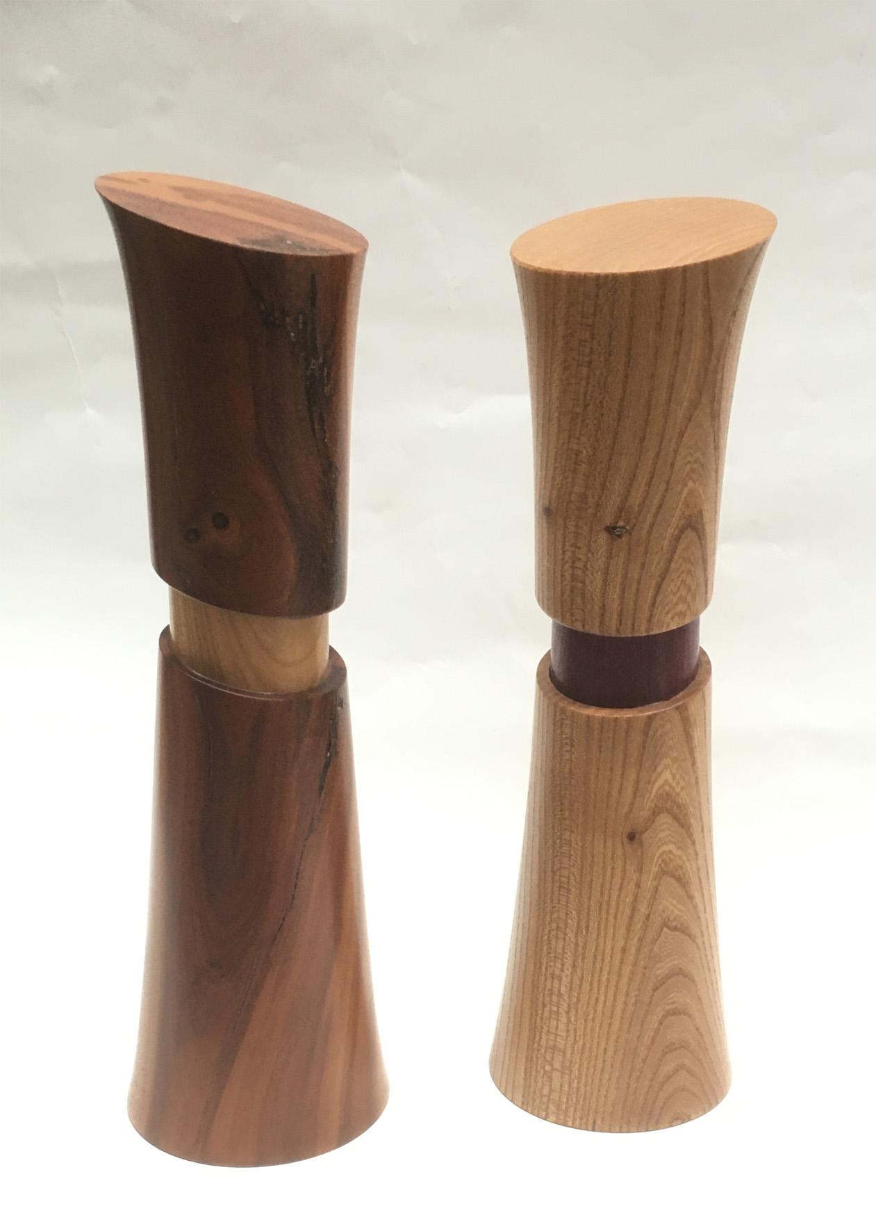 Bernd Pfister . Woodturned Objects